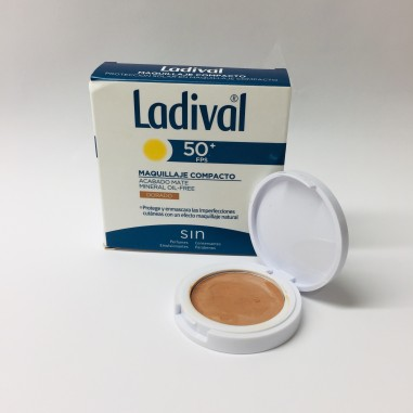 Ladival Protector Solar Fps 50+...